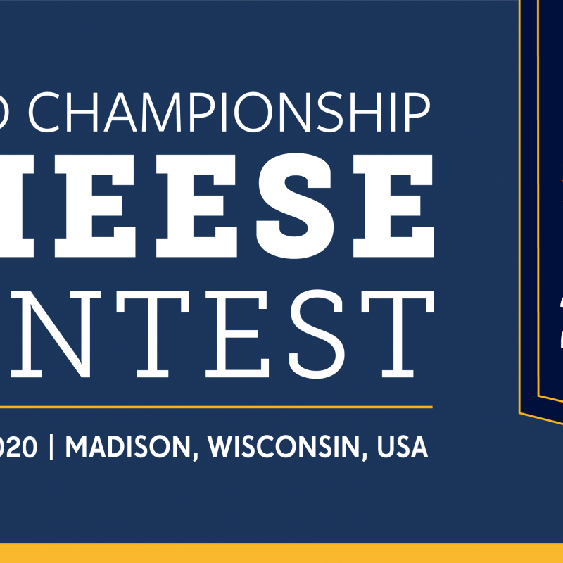 Big success for Sirena Gligora at this year's World Championship Cheese Contest!