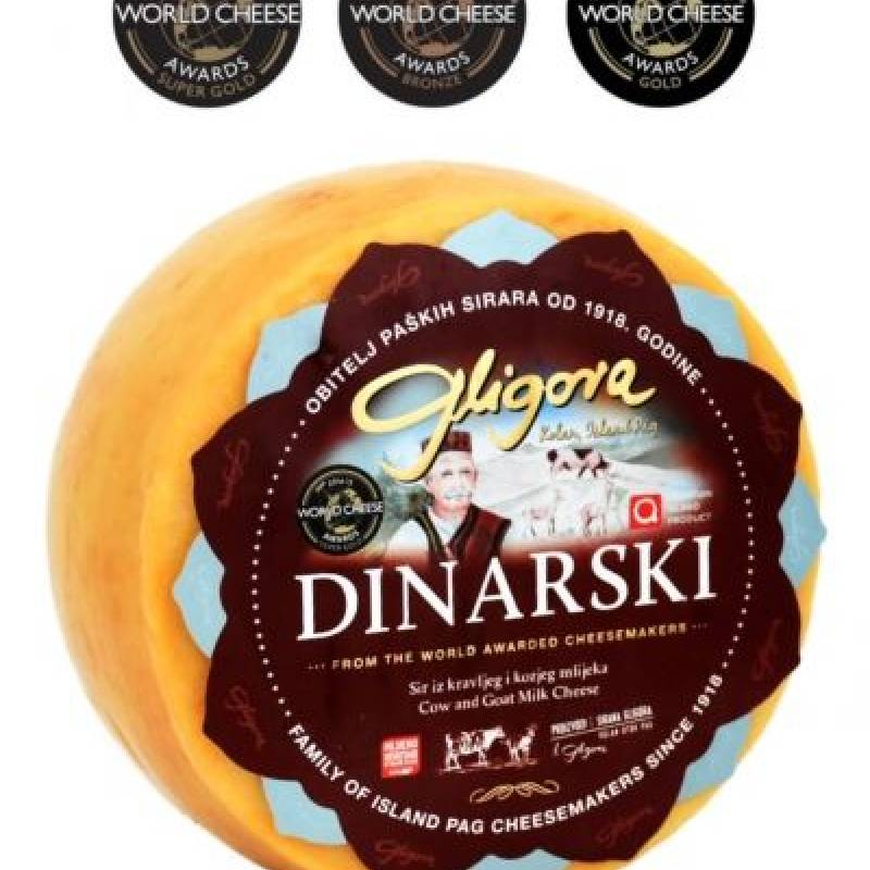 Dinarski cheese
