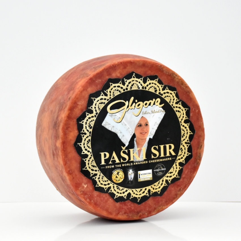 Fromage de Pag, extra-vieux