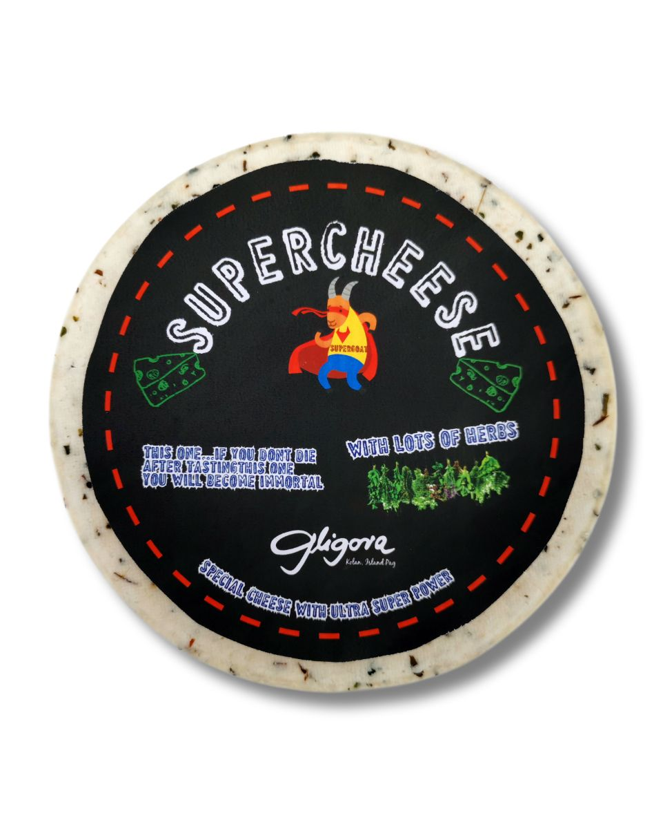 Supercheese herbs