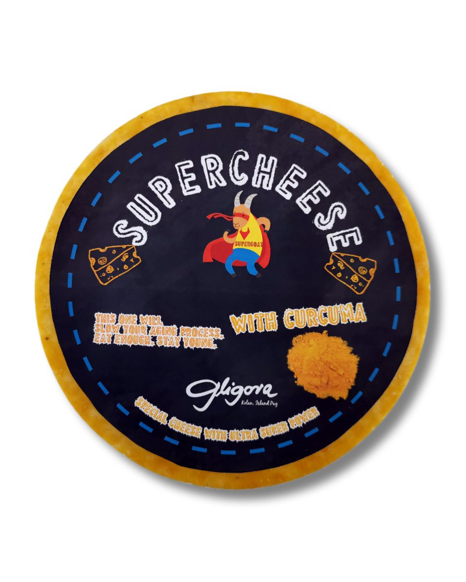 Supercheese kurkuma