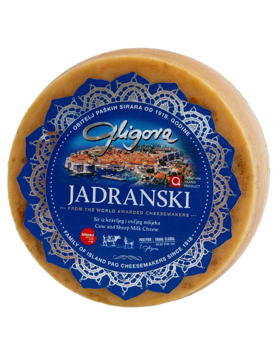 Jadranski sir price, sale, discount Croatia