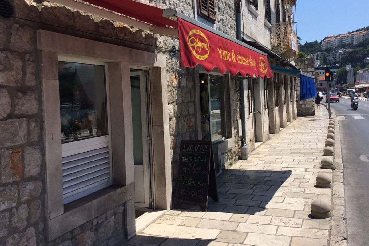 Dubrovnik Gligora trgovina