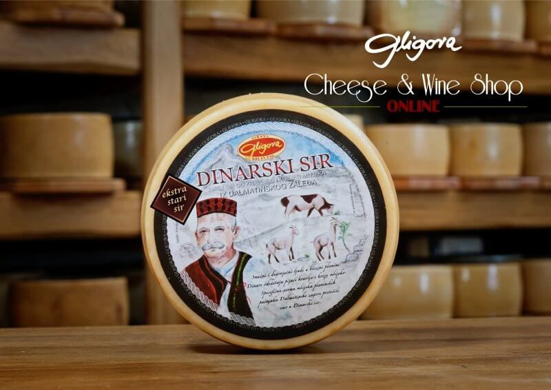 Dinarski sir