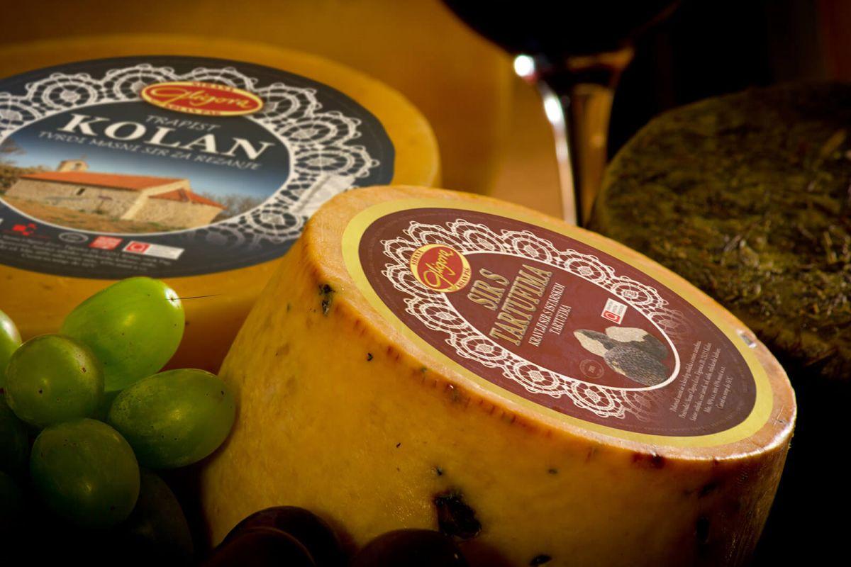 Kušanje i degustacija sira