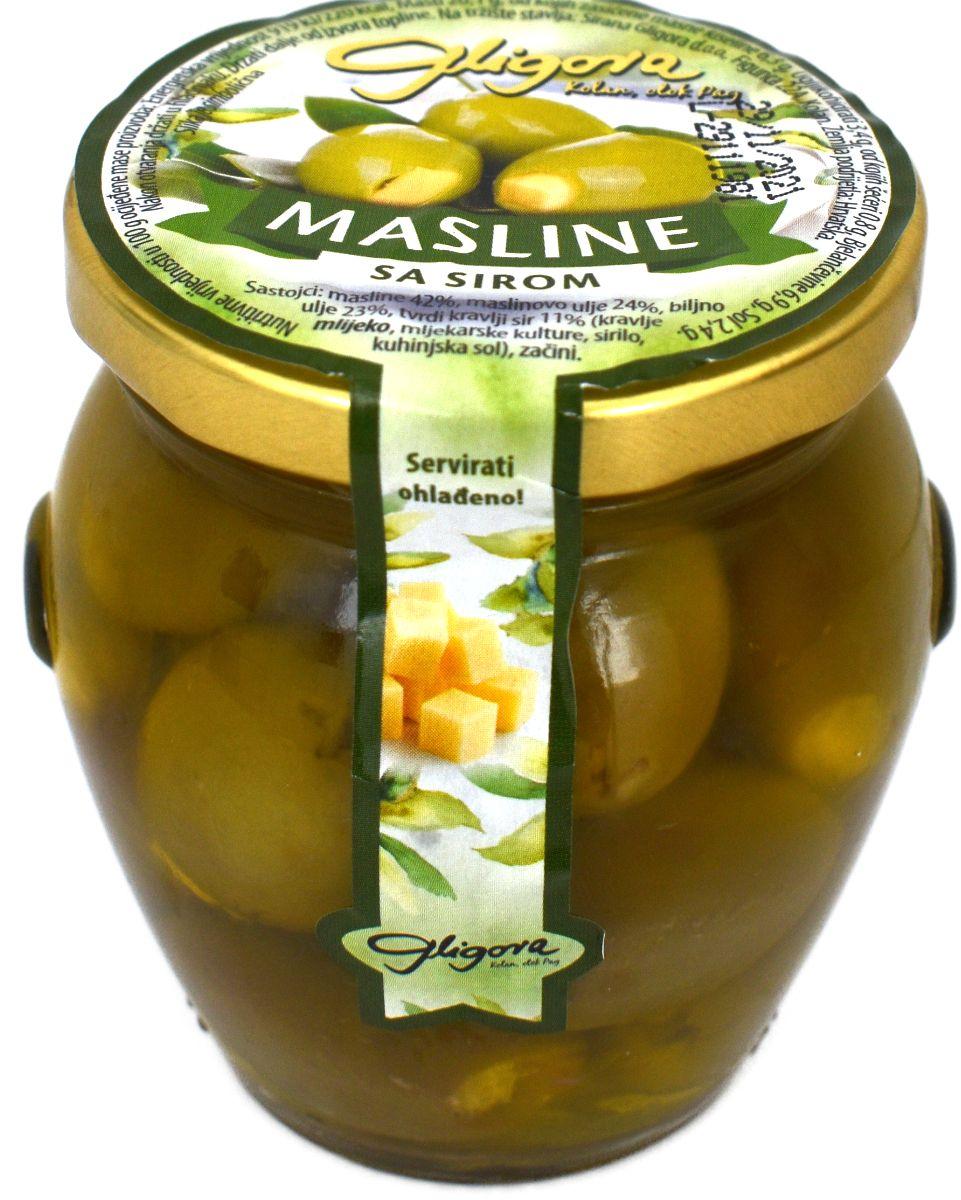 Masline sa sirom cijena, prodaja, akcija Hrvatska