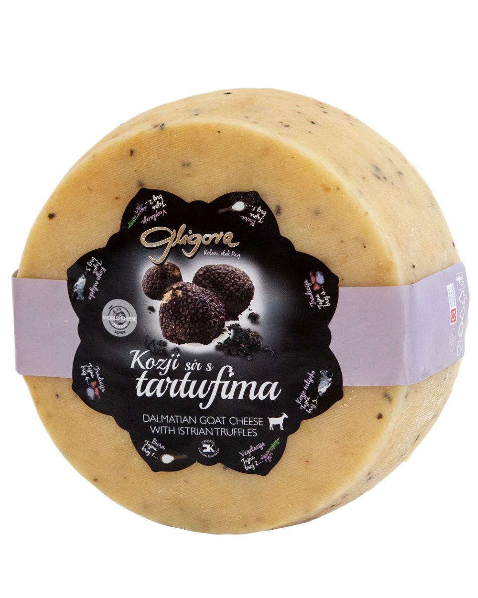 Sirevi s tartufima cijena, prodaja, akcija Hrvatska