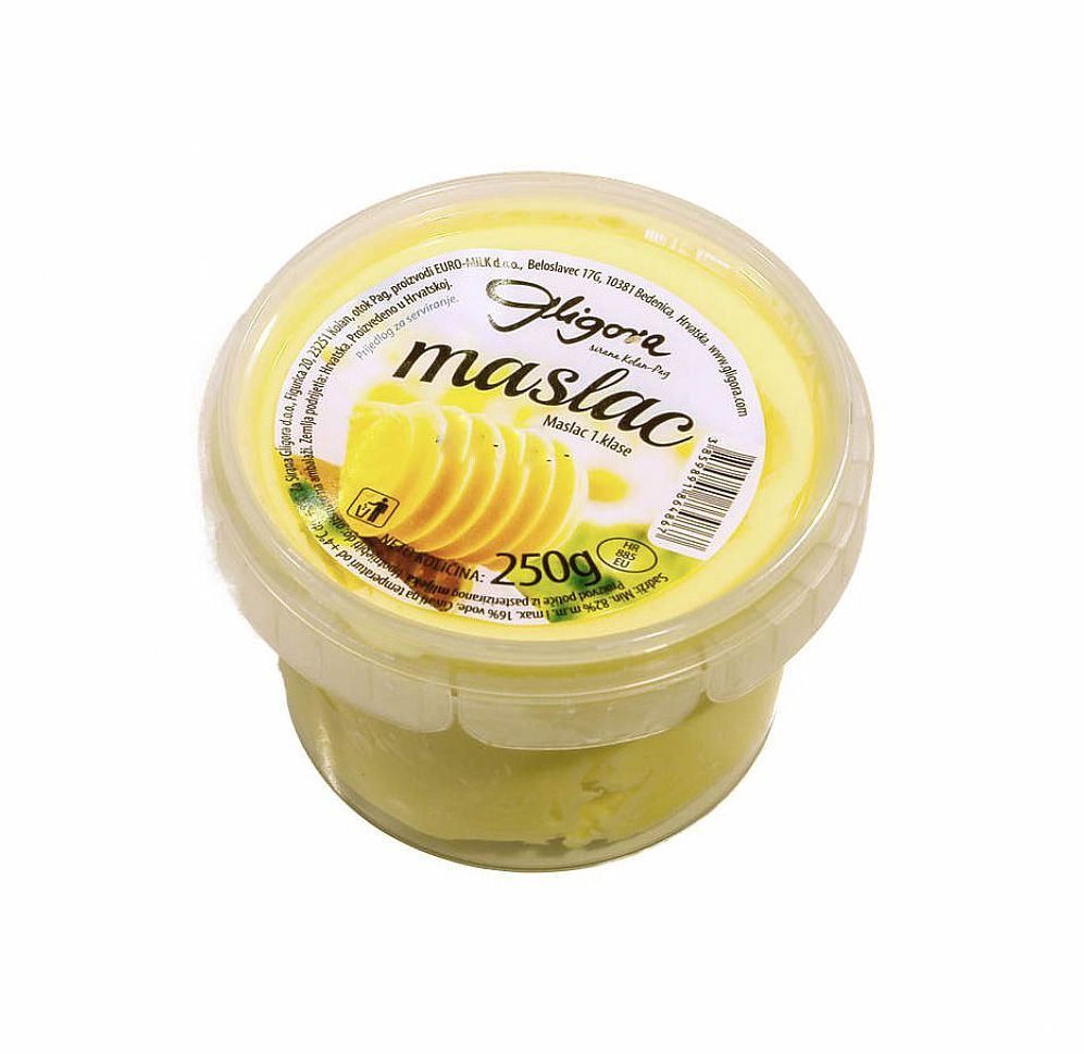Maslac Gligora cijena, prodaja, akcija Hrvatska