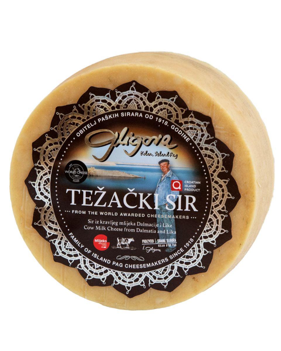 Težački sir cijena, prodaja, akcija Hrvatska