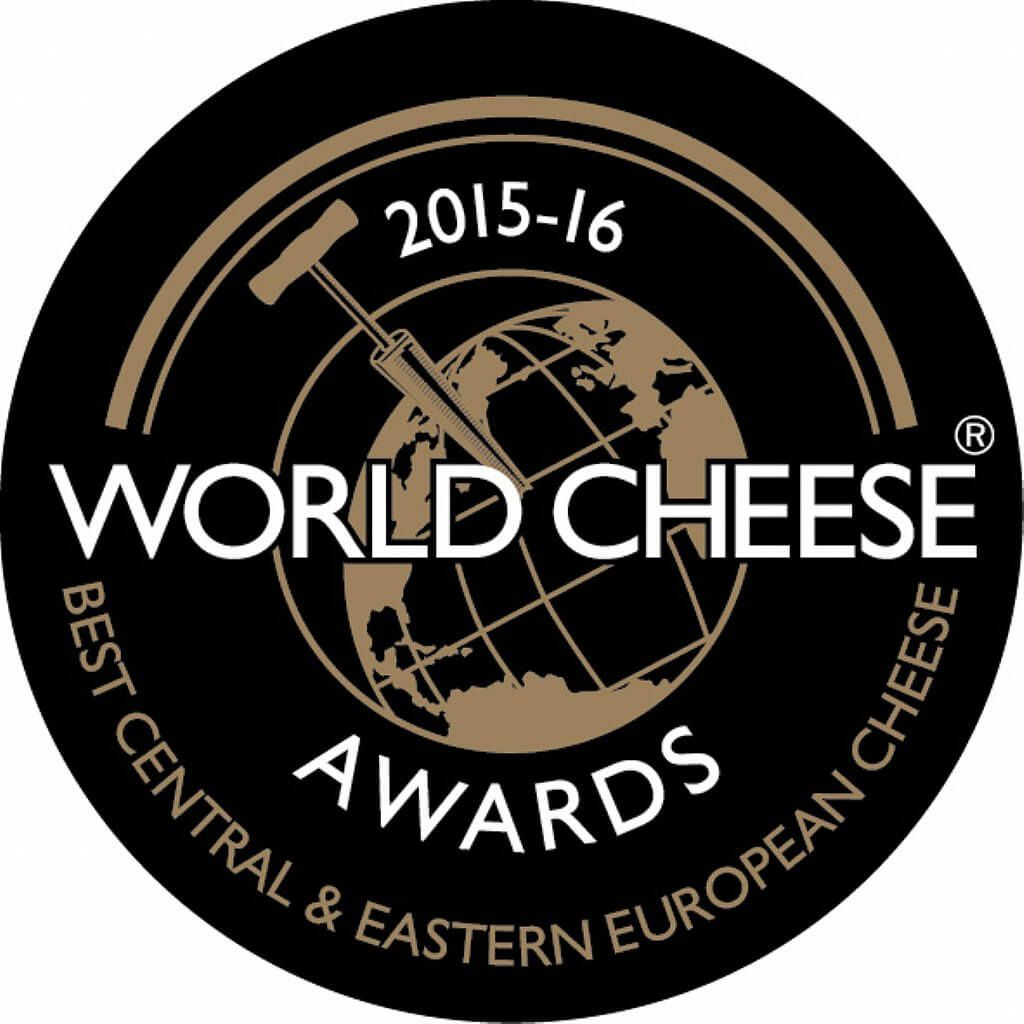 Supergold and winner of the trophy at World Cheese Awards, Birminhgham, UK