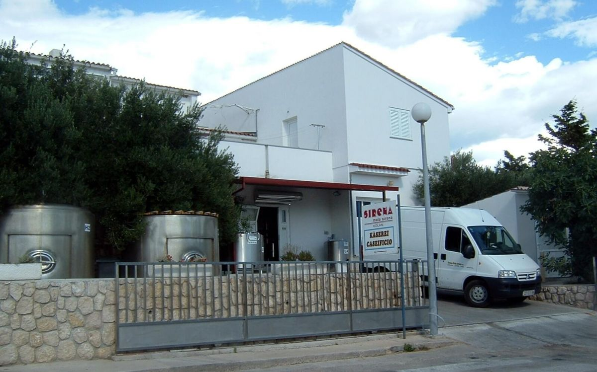 The old Dairy, 2004.