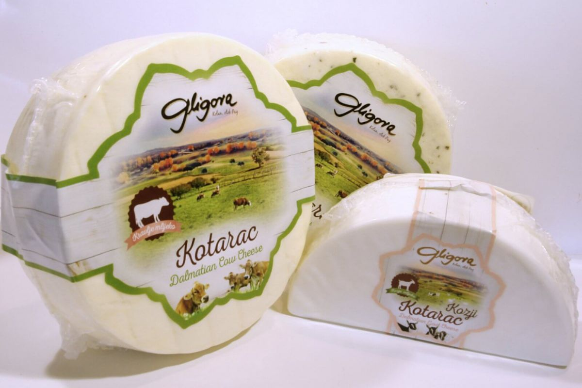 Kotarac - goat or cow milk price, sale, discount Croatia