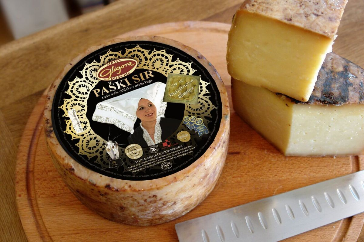 Pag cheese, affinated price, sale, discount Croatia