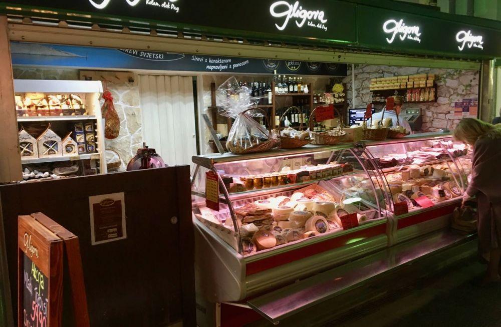Gligora Store - Zagreb Dolac