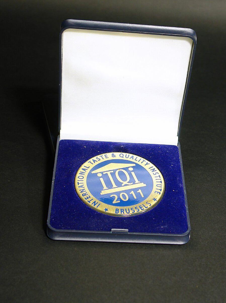 ITQI 3 stars 2011