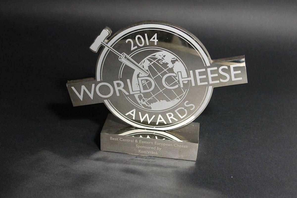 WCA trophy 2014