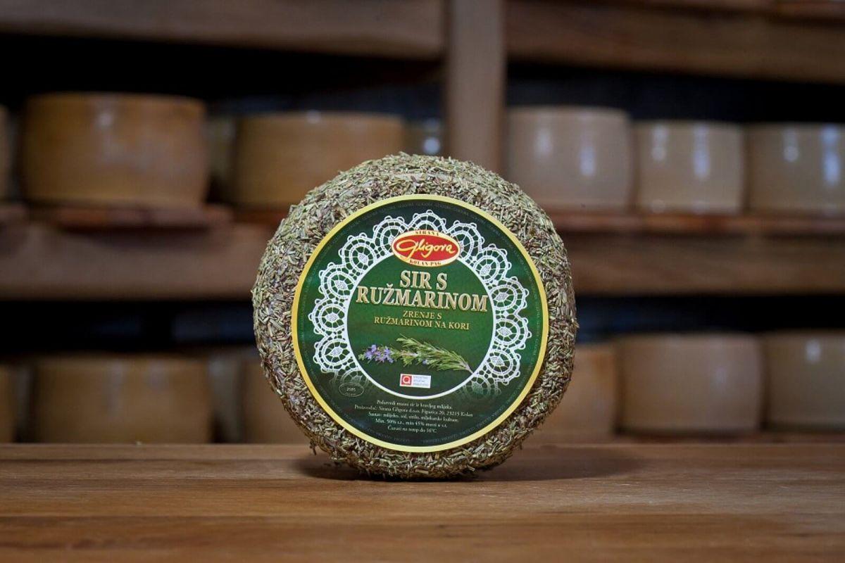 In aromatische Kräuter eingelegte Käse Preis, Verkauf, Rabatt Kroatien