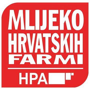 Milch vom kroatischen Bauernhof
