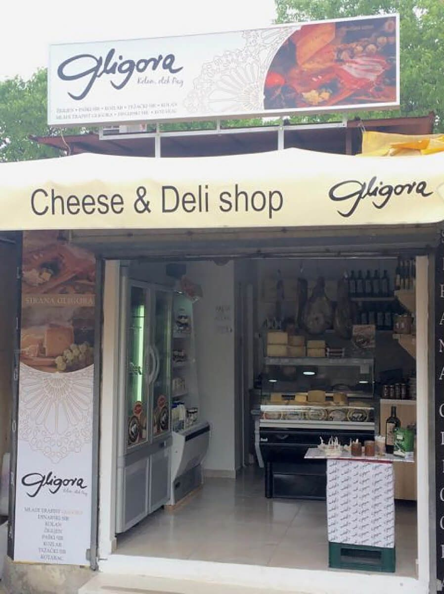 Gligora Verkaufsladen - Trogir
