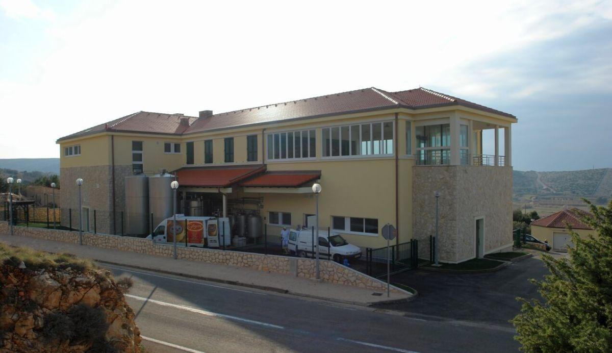 La nouvelle Fromagerie, Décembre 2009