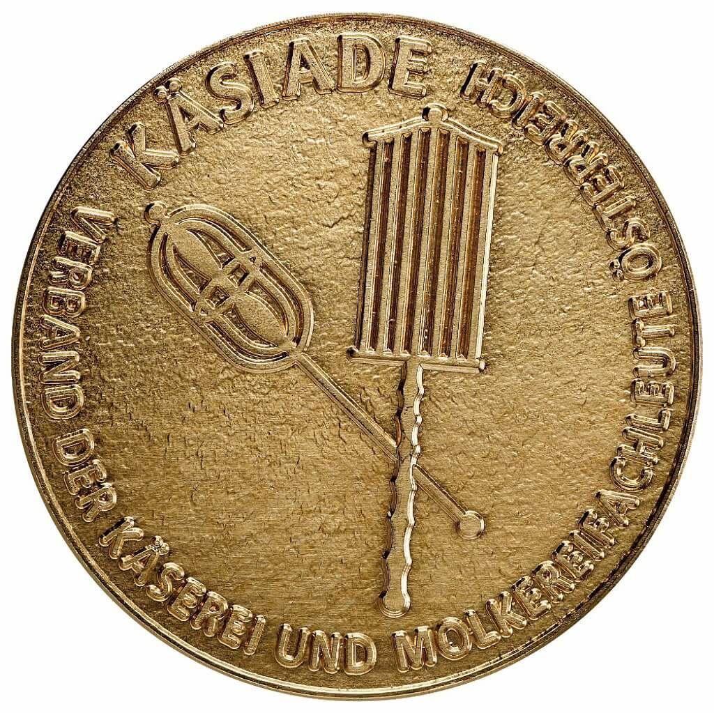 Käsiade, Médaille d'or et premier prix dans le classement des fromages au lait de brebis