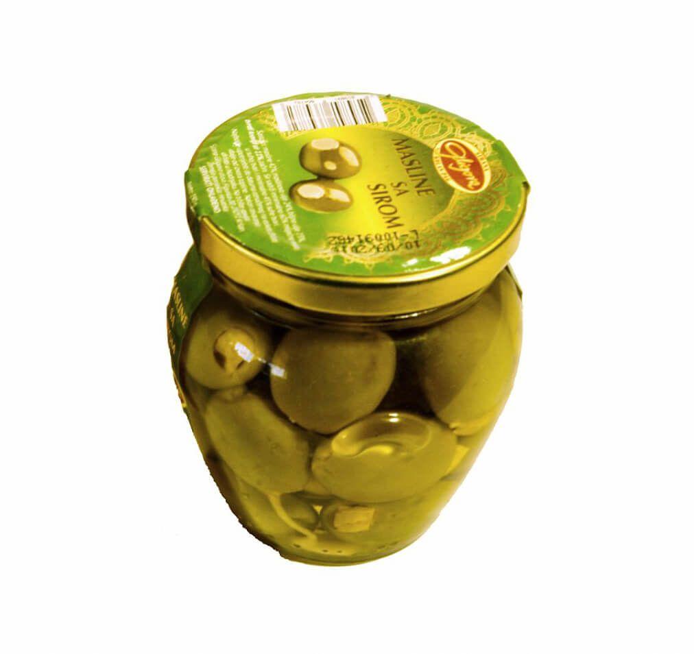 Olives aux fromages prix, vente, Discount Croatie