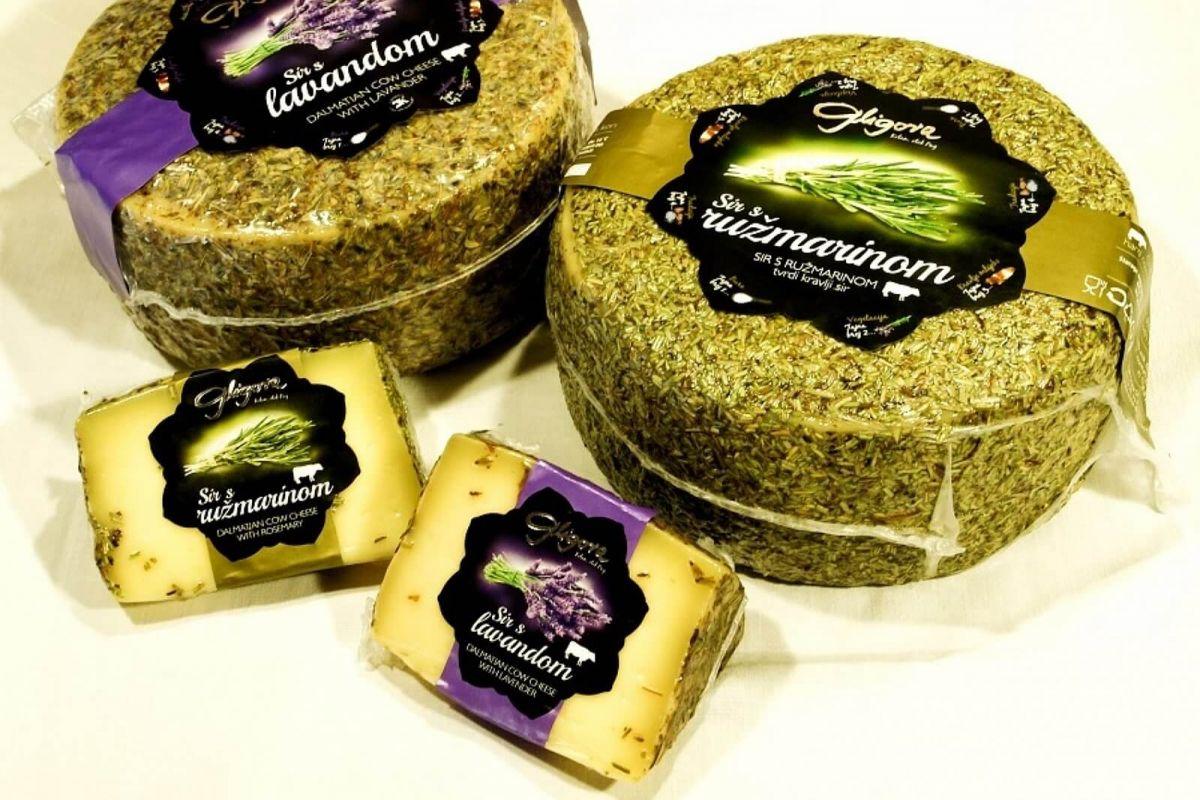 Fromage aux herbes aromatiques prix, vente, Discount Croatie