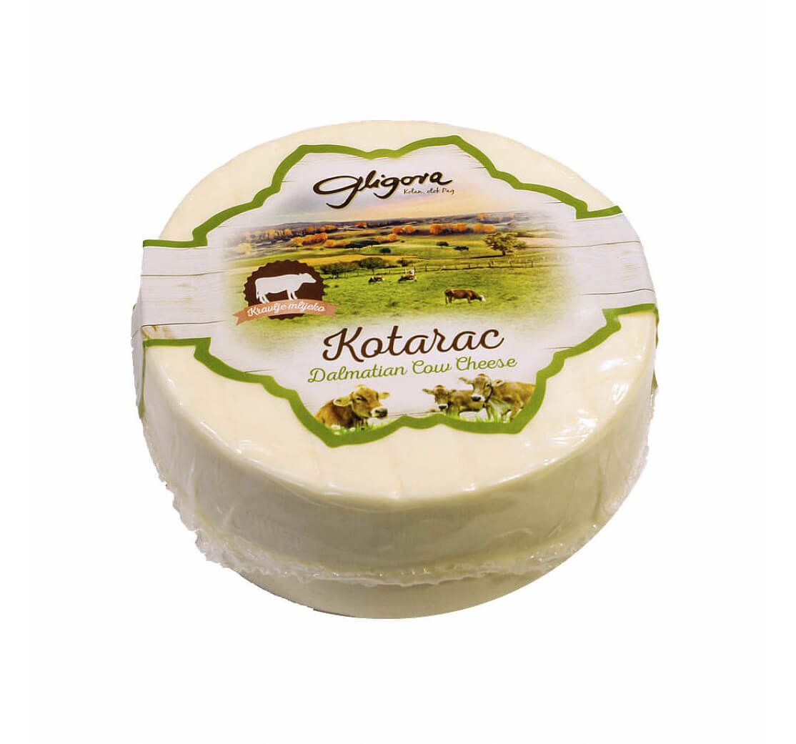 Kotarac – lait de chèvre ou de vache prix, vente, Discount Croatie