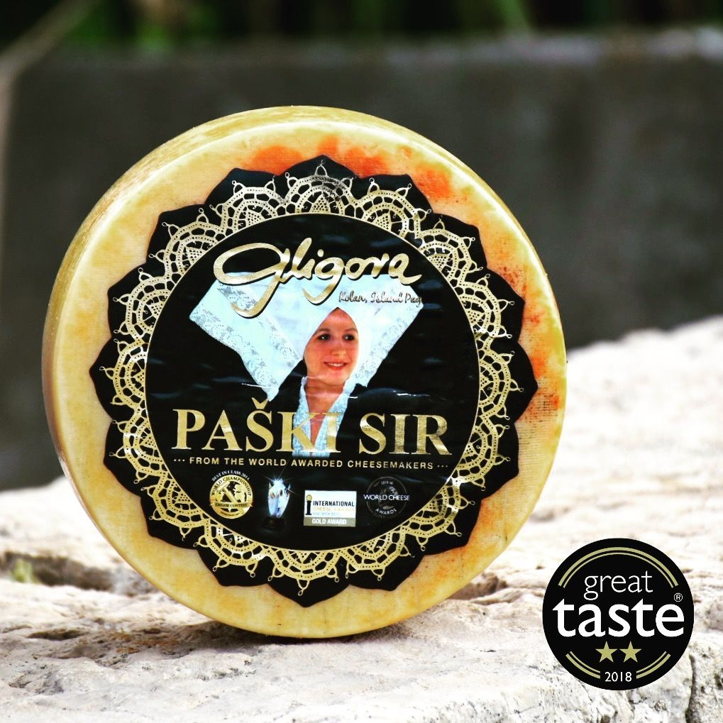Le fromage de Pag prix, vente, Discount Croatie